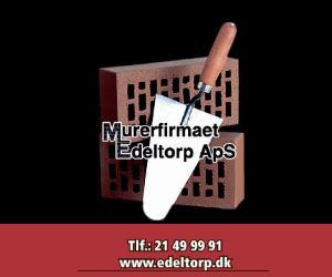 Edeltorp Murer Frima